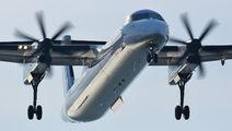 JA851A - ANA Wings de Havilland Canada DHC-8-400Q / Bombardier Q400 aircraft