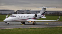 M-ABJA - Bombardier Learjet 45 aircraft