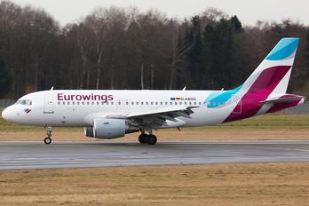 D-ABGQ - Eurowings Airbus A319
