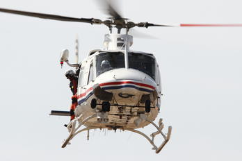 JA6792 - Japan - Fire and Disaster Management Agency Bell 412EP