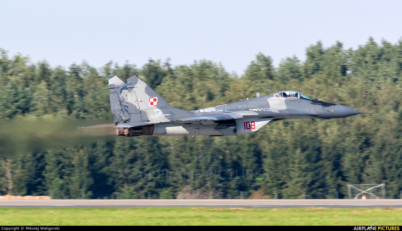 Poland - Air Force 108 aircraft at Poznań - Krzesiny