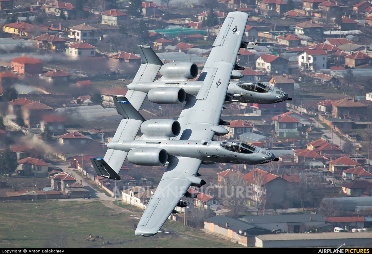 USA - Air Force 78-0621 aircraft at In Flight - Bulgaria