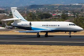 XA-LFA - Private Dassault Falcon 2000 DX, EX