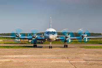 RF-91821 - Russia - Air Force Ilyushin Il-18 (all models)