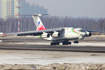 EP-PUS - Pouya Air Ilyushin Il-76 (all models)