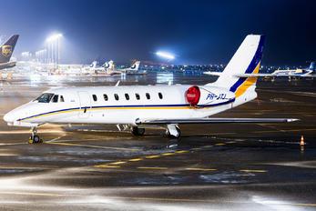 PH-JTJ - Exxaero Cessna 680 Sovereign