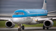 PH-EZU - KLM Cityhopper Embraer ERJ-190 (190-100) aircraft