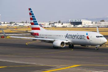 N918NN - American Airlines Boeing 737-800