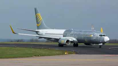 YL-PSD - Primera Air Nordic Boeing 737-800