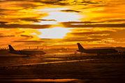 D-AIUX - Lufthansa Airbus A320 aircraft