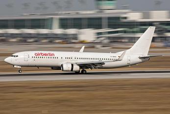 D-ABAG - Air Berlin Boeing 737-800