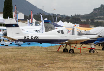 EC-DV8 - Private Tecnam P96 Golf