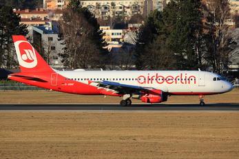 D-ABNF - Air Berlin Airbus A320