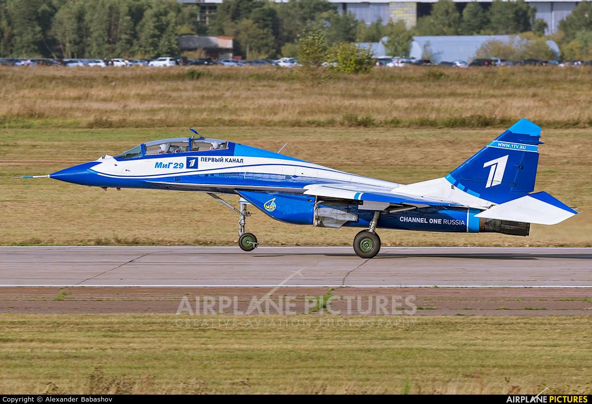 1 aircraft at Ramenskoye - Zhukovsky