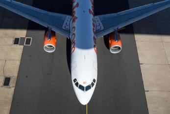 G-EZFW - easyJet Airbus A319