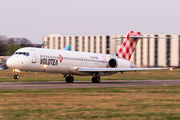 EI-FBM - Volotea Airlines Boeing 717 aircraft