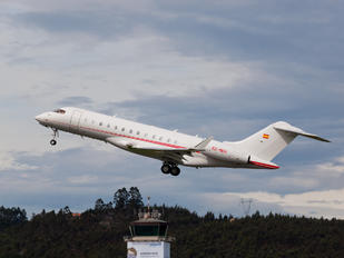 EC-MKH - Gestair Bombardier BD-700 Global 6000