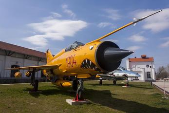 1904 - Hungary - Air Force Mikoyan-Gurevich MiG-21bis