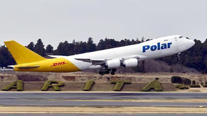 N857GT - Atlas Air Boeing 747-8F