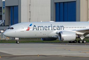 N819AN - American Airlines Boeing 787-8 Dreamliner
