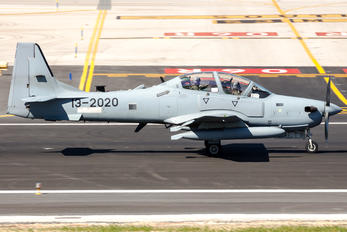 13-2020 - USA - Air Force Embraer EMB-314 Super Tucano A-29B