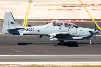 13-2020 - USA - Air Force Embraer EMB-314 Super Tucano A-29B