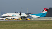 LX-LGE - Luxair de Havilland Canada DHC-8-400Q / Bombardier Q400 aircraft