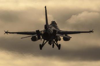 FA-92 - Belgium - Air Force General Dynamics F-16A Fighting Falcon