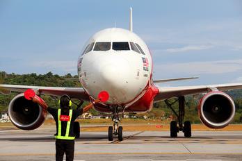 9M-AJY - AirAsia (Malaysia) Airbus A320