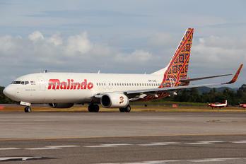 9M-LNZ - Malindo Air Boeing 737-800