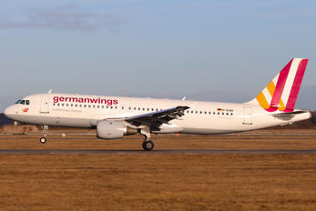 D-AIQH - Germanwings Airbus A320