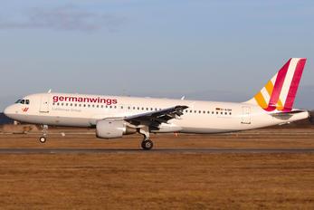 D-AIQH - Germanwings Airbus A320