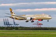 A6-BLH - Etihad Airways Boeing 787-9 Dreamliner aircraft