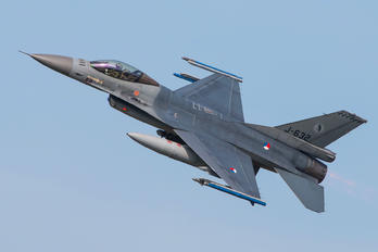 J-632 - Netherlands - Air Force General Dynamics F-16A Fighting Falcon