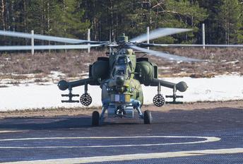 RF-13655 - Russia - Air Force Mil Mi-28