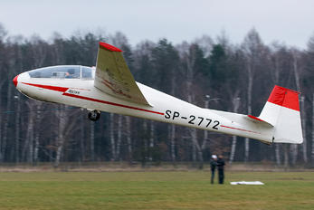 SP-2772 - Private PZL SZD-9 Bocian