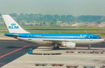 PH-AGD - KLM Airbus A310