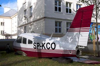 SP-KCO - Private Piper PA-28 Cherokee