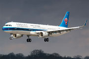 D-AVZS - China Southern Airlines Airbus A321 aircraft