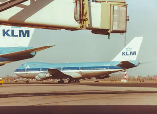 PH-BUN - KLM Boeing 747-200