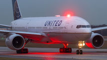 N227UA - United Airlines Boeing 777-200ER aircraft