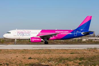 HA-LWQ - Wizz Air Airbus A320