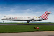 EI-FCU - Volotea Airlines Boeing 717 aircraft