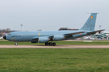 31-CN - France - Air Force Boeing KC-135 Stratotanker