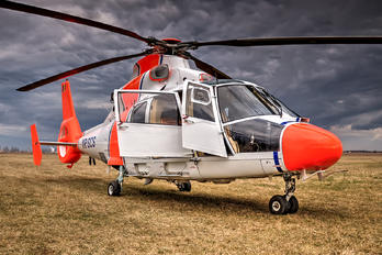 YR-SCS - Special Air Services Aerospatiale AS365 Dauphin II