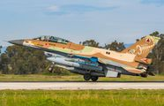 624 - Israel - Defence Force General Dynamics F-16D Barak aircraft