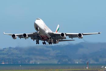 OO-THD - Emirates Sky Cargo Boeing 747-400F, ERF