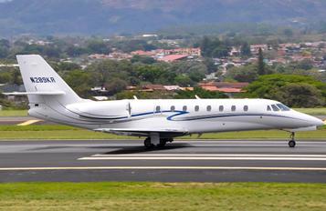 N289KR - Private Cessna 680 Sovereign