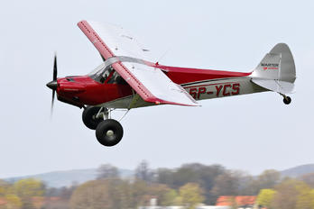 SP-YCS - Private Cub Crafters Carbon Cub SS