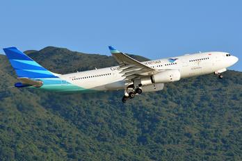 PK-GPM - Garuda Indonesia Airbus A330-200
